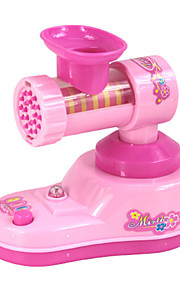 Pretend Play Model & Building Toy Novelty Toys Metal Plastic Pink