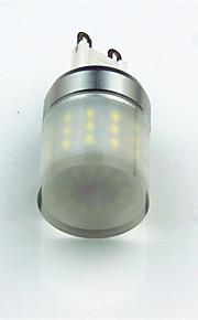 3W G9 2-pins LED-lampen T 48 SMD 3014 400 lm Koel wit Decoratief AC220 V 1 stuks
