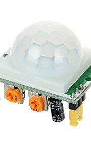 IR Infrared Motion Detection Sensor Module - Green