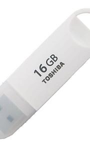 Toshiba flash serien 16GB (hvit) USB3.0