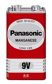 Panasonic 6f22nd / 1s 9v carbon sink batteripakken 1
