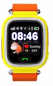 ips SmartWatch gps crianças tocar posição impermeável tela sos localizador garoto anti perdeu monitor de relógio inteligente gps