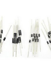 Straight-Through Diode Package 8 Kinds A Total Of 100