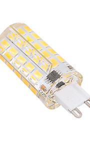 4W G9 E26/E27 LED-kornpærer T 80 SMD 5730 400 lm Varm hvit Kjølig hvit Dimbar Dekorativ AC 220-240 AC 110-130 V 1 stk.