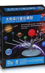 Legetøj Til Drenge Opdagelse Legesager 3D-puslespil Astronomisk modellegetøj Globe