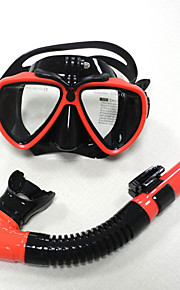 Snorkels Diving / Snorkeling Swimming Neoprene Red Yellow Blue White