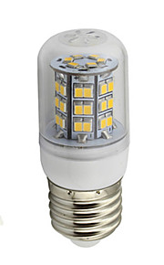 4W E26 LED-kornpærer T 48 SMD 2835 380 lm Varm hvit Kjølig hvit Dekorativ V 1 stk.