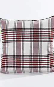 1 Pcs Soft Striated Pillow Cover
