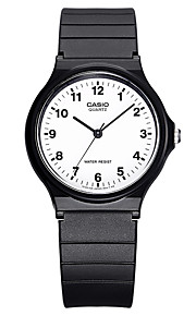 Casio Watch Pointer Series Simple And Casual Quartz Neutral Watch MQ-24-7B