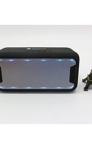 tehtaan OEM Langaton Langaton bluetooth kaiuttimet LED-valo Mini