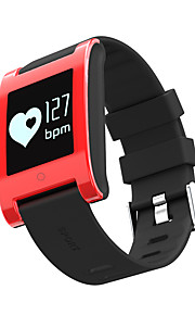 NUODO DM68 Men's Woman Smart Bracelet / SmartWatch / Bluetooth IP67 Heart Rate Sleep Monitor Pedometer Wristband  Clock Watch for Ios Android