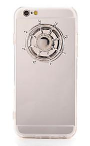 Para Carcasa Funda Fidget spinner Diseños Manualidades Cubierta Trasera Funda Dibujo 3D Dura Acrílico para AppleiPhone 7 Plus iPhone 7