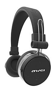 Awei a700bl sportowy zestaw słuchawkowy bluetooth bierne redukcja szumów wysokiej wierności słuchawki dotykowe subwoofer z mikrofonem