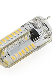 3W G8 LED-lamper med G-sokkel T 80 SMD 3014 280 lm Varm hvit Kjølig hvit Dekorativ 110-120 V 1 stk.