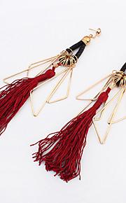 Øreringe sæt Smykker Mode Personaliseret Euro-Amerikansk Ædelsten Legering Smykker Smykker For Bryllup Speciel Lejlighed 1 Par