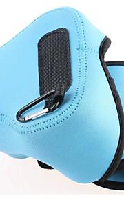 Dengpin neopren blød kamera beskyttende taske taske til leica v-lux114 panasonic fz1000 (assorterede farver)