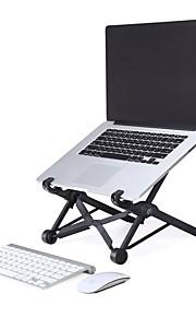 Justerbar Stander Foldbar Andre Laptop MacBook Tablet Bærbar Øvrigt Plastik