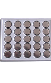 25pcs 3v batterie cr2032 batterie au lithium batterie