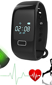 Men's Women's  Smart Band Bracelet Heart Rate Sleep Monitor Smartband Sports Fitness Tracker Wristband for IOS Android Phones