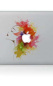 For MacBook Air 11 13/Pro13 15/Pro With Retina13 15/MacBook12 Scrawl Decorative Skin Sticker