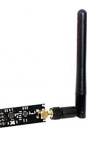 NRF24L01  PA  LNA Wireless Module w/ Antenna - Black (3.03.6V)