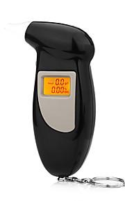 Digital LCD Backlit Display Breath Alcohol Tester Breathalyzer Audible Alert