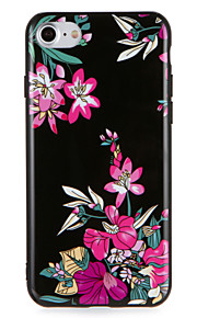 Caso para apple iphone7 7 mais padrão de flor padrão para iphone 6s mais 6 mais 6s 6