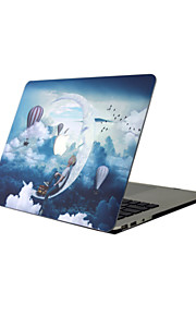 For New MacBook Pro 13 15 Air 11 13 Pro Retina 13 15 Macbook 12 Case Cover PVC Material Oil Painting Cartoon MacBook Case