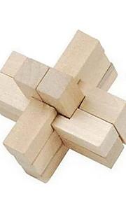 Let Glidende Speedcube Magiske terninger Pædagogisk legetøj Træ
