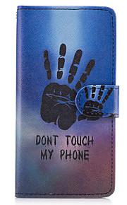 애플 아이폰 7 7 플러스 아이폰 6s 6 플러스 아이폰 5s 5c 5 케이스 커버 팜 패턴 pu 가죽 케이스