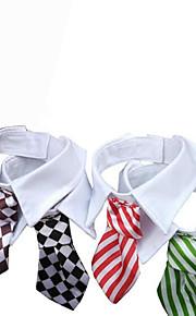 Hund Krawatte/Fliege Hundekleidung Hochzeit Britisch Schwarz Rot Grün Regenbogen
