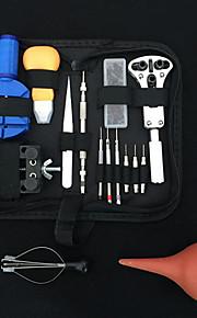 Relógio kit de ferramentas de reparo ajustável caso traseiro abridor removedor de cobertura parafuso relojoeiro abrir bateria
