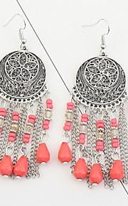 Drop Earrings Women's Euramerican Bohemian Personalized Tassel Daily Party Daily Graduation Gift Movie Jewelry