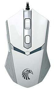 Z-7600 6keys 200dpi usb Spiele Maus verdrahtet mit 150cm Kabel
