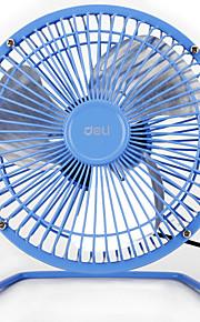 3682 6 pouces mini métal matériau caoutchouc pieds ventilateur en aluminium fan usb ventilateur avec câble de 120 cm