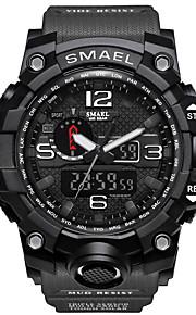 Dame Herre Sportsur Militærur Kjoleur Smartur Modeur Armbåndsur Unik Creative Watch Digital Watch Kinesisk Quartz DigitalKalender