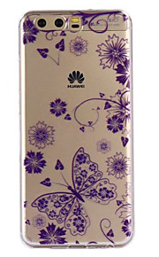 Case for Huawei P10 Plus P10 Cover Pattern Back Cover Case Butterfly Flower Soft TPU for P10 Lite  P9 P9 Lite P8 lite 2017 Y6II Y5II Mate9 Honor 5X