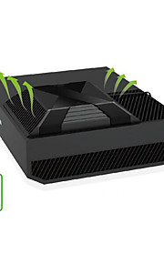 Extemal Cooling Fan USB Power 35 Degree Auto-Sensing Intercooler Temperature Control Fan for XBOX One Console