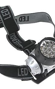 Pannlampor LED 600 Lumen 4.0 Läge LED AAA Nödsituation SuperlättCamping/Vandring/Grottkrypning Vardagsanvändning Cykling Jakt