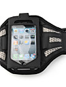 Premium-Sport fuer Apple iPhone 4/itouch 4 Armband - Silber