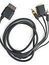 hd VGA AV-kabel for Xbox 360