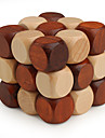 Wooden IQ Brain Teasr Twist Dragon IQ Puzzle Magic Cube