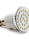 2W E14 / GU10 / E26/E27 LED-spotlights PAR38 30 SMD 3528 90 lm Varmvit AC 220-240 V