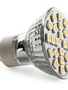 4W GU10 Spot LED MR16 24 SMD 5050 150 lm Blanc Chaud AC 100-240 V