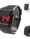 Men's Watch LED Touch Screen Digital Wrist Watch Cool Watch Unique Watch