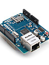Elektronik diy (fuer Arduino) Ethernet Shield W5100