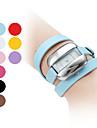 длинный пу женская кожаная стиль группы аналоговые кварцевые часы браслет (разных цветов)