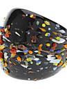 Colorido Esau bolas Anillo esmalte de color