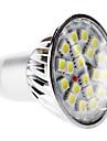 4W GU10 Lampadas de Foco de LED MR16 20 SMD 5050 360 lm Branco Natural AC 220-240 V