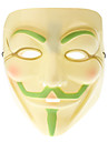 Glow-in-dark masque de V pour Vendetta